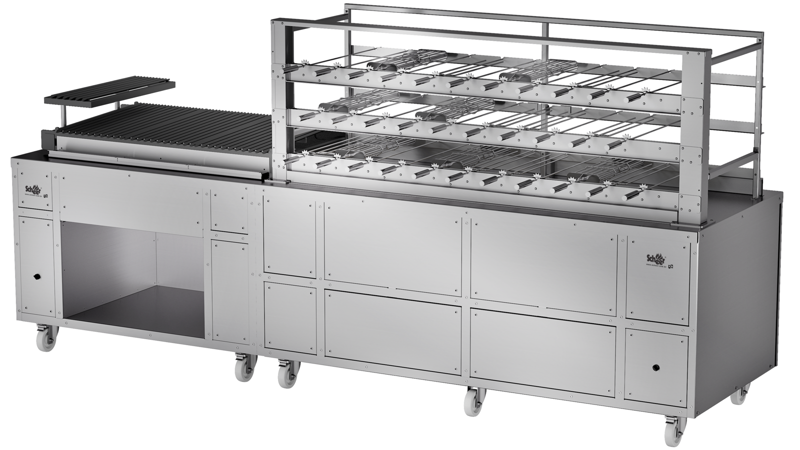Commercial Kitchen Grill For Sale