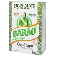 Mate Tea (Erva Mate) ORGANIC 1kg