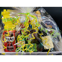 Brazilian Products and Wine Gift Hamper