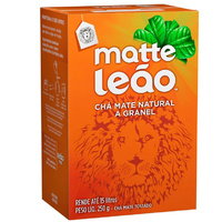 Leao Matte Tea (Mate Tea Loose Leaf)  250g