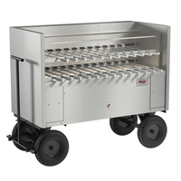 Charcoal Mobile Catering Rotisserie
