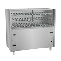 Charcoal or Wood Fired Rotisserie- Super 300 Series