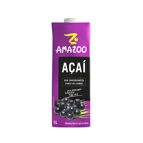 Acai Smoothie Traditional - 1L