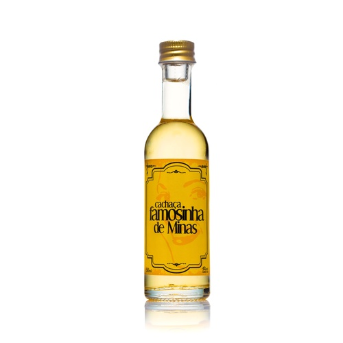 Famosinha Mini Cachaca - 50ml