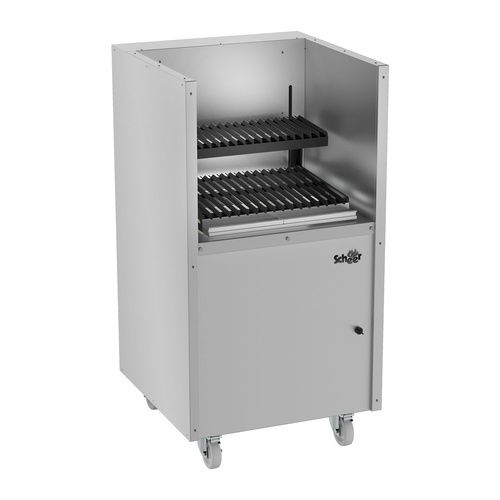 Charcoal Parrilla Steak Grill with Electric Lift System- 650 Series