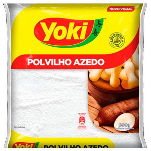 Sour Starch Polvilho Azedo