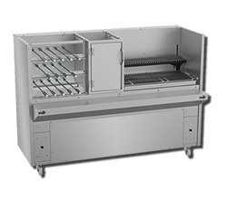 brazilian bbq commerical eqipment