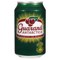 Guarana Can (Guarana Antarctica Lata) 330ml
