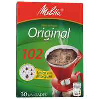 Melitta Coffee Filter Paper size 102 - 30 units