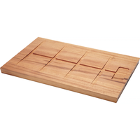 Wooden Meat Carving Board (Tabua de Corte)