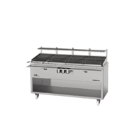 Charcoal Wood Fired Parilla Steak Grill- 620 Series