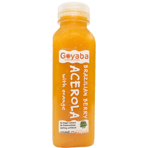 Acerola & Orange Juice 350ml
